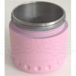 ProVari Mini Extended End Cap for 18490 Battery - Satin Pink