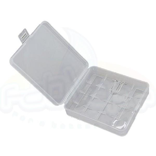 Κουτάκι Soshine για 4 μπαταρίες 18650 / 2 μπαταρίες 26650