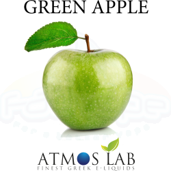 ATMOS LAB APPLE GREEN  FLAVOR