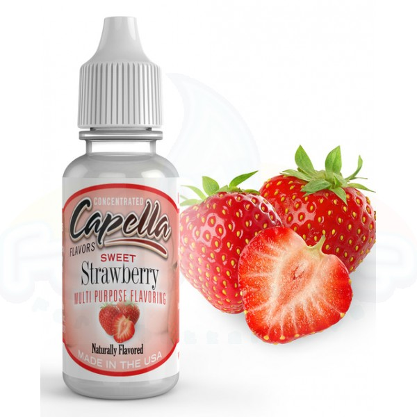 Capella Sweet Strawberry