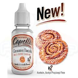 Capella Cinnamon Danish Swirl V2
