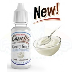 Capella Creamy Yogurt