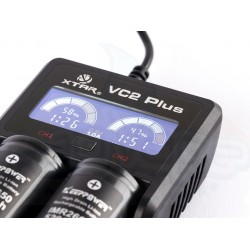 Charger XTAR VC2 Plus Master