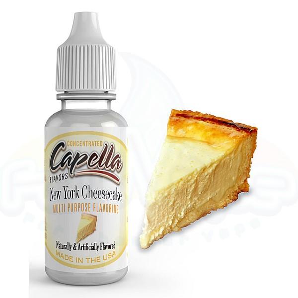 Capella New York Cheesecake