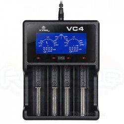 Charger XTAR VC4