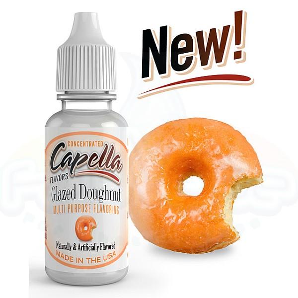 Capella Glazed Doughnut