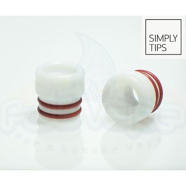 Drip Tip Simply 2 Teflon