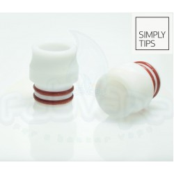 Drip Tip Simply 3 Teflon