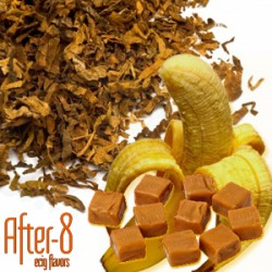 After-8 - Smokey banana 10ml