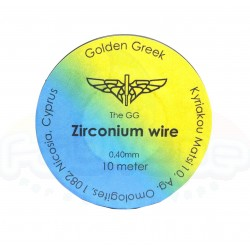 Zirconium wire 0.40mm