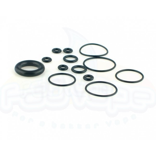 Tilemahos Armed - Set of replacement o-rings