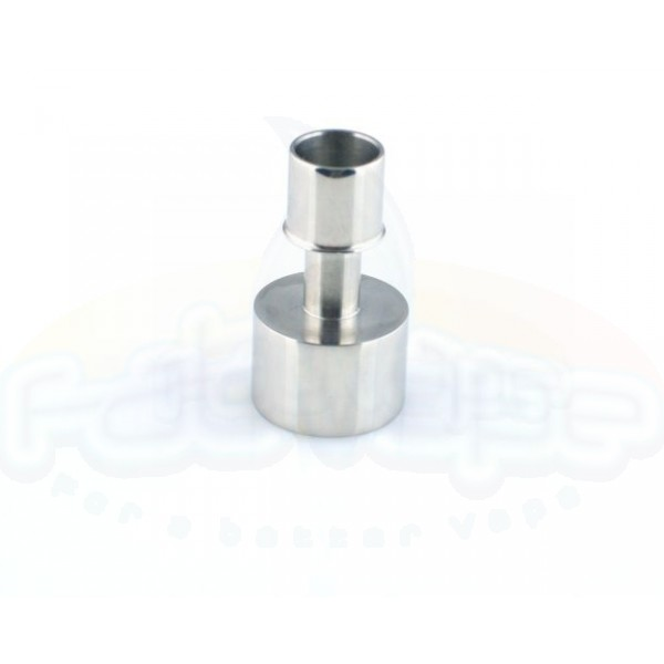 Tilemahos Armed - Drip Tip Mouthpiece Inox