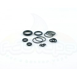 Tilemahos V2/X1 - Set of replacement o-rings