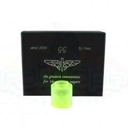 Tilemahos V2/X1 - Clear Tank 23mm Engraved Green