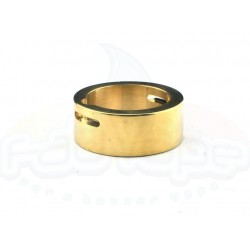 Tilemahos Armed - AD ring 22mm Brass Shined