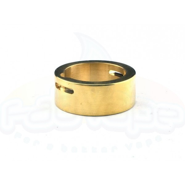 Tilemahos Armed - AD ring 23mm Brass Shined