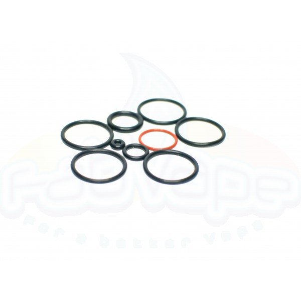 Odysseus Set of replacement o-rings