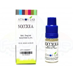 ATMOS LAB - Ready to Vape Nocciola Balanced 10ml