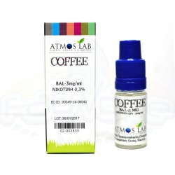 ATMOS LAB - Ready to Vape Coffee Balanced 10ml