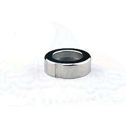 Tilemahos V2/X1 - Cap Inox Shined