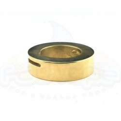 Tilemahos Armed - AD ring 31.5mm Brass Shined