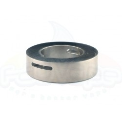 Tilemahos Armed - AD ring 31.5mm Inox Shined