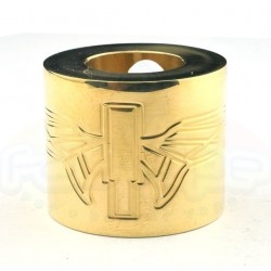 Tilemahos Armed - Armor 31.5mm Brass Shined