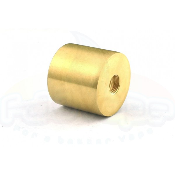 GG4S Atomizer cap 18500-18350 brass shined
