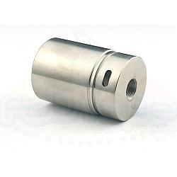 GG4S AD atomizer cap inox matt