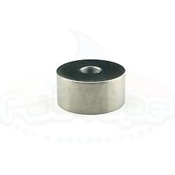 GG4S style atomizer cap inox matt