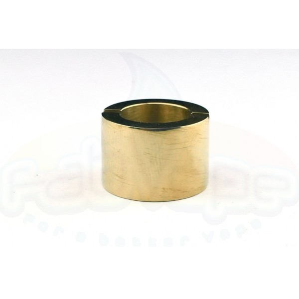 STEALTH atomizer cap naval brass shined