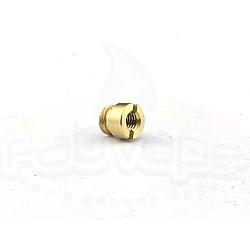 GG4S AD Button inox center post case