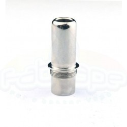 Ithaka dripper mouthpiece inox shined