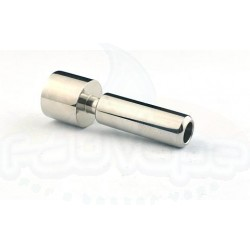 Penelope V3 mouthpiece short inox shined