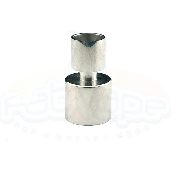 Penelope V4 drip tip mouthpiece inox shined