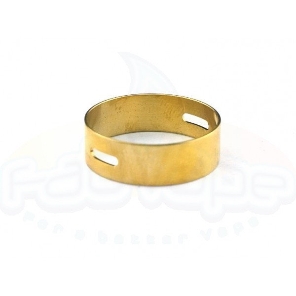 Tilemahos AD ring 20mm brass shined