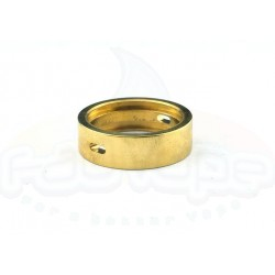 Tilemahos V1 AD ring Brass shined
