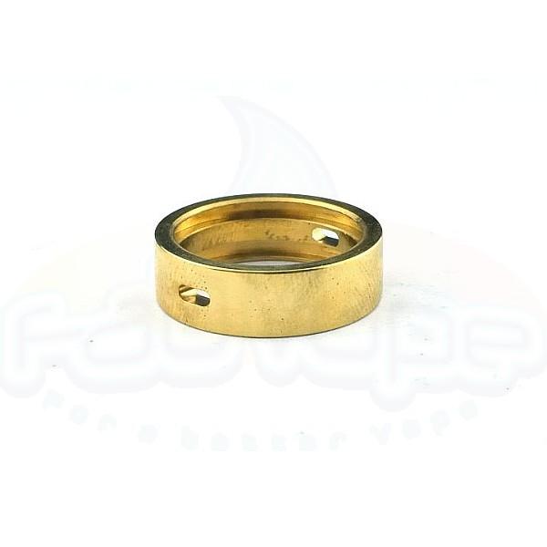 Tilemahos V1 AD ring Brass shined