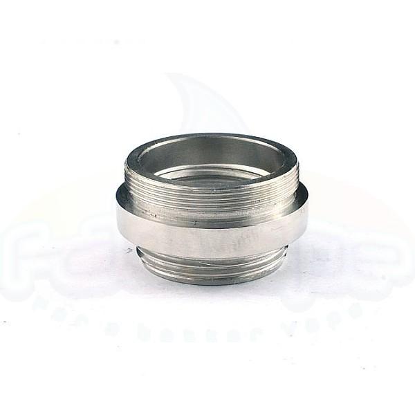 Tilemahos V2 / V1 hybrid base 21mm for GGTS-justGG inox shined