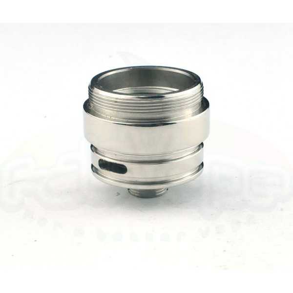 Tilemahos V2 / X1 - base 22mm inox shined without engraving