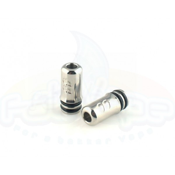 Drip Tip GG 14x9 Stainless Steel Shined