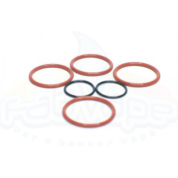 Cybrillion Set of replacement o-rings