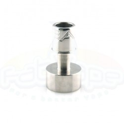 Tilemahos Armed Eagle 25mm - Mouthpiece Inox