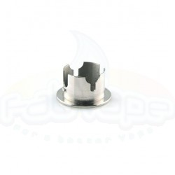 Tilemahos Armed Eagle 25mm - Housing Inox