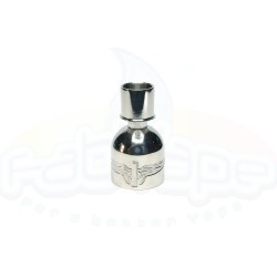 Tilemahos Armed - Mouthpiece Curved Inox
