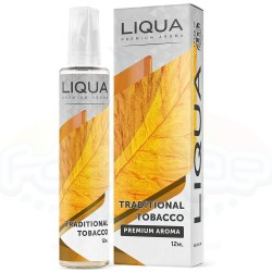 Liqua - Flavor Shot Traditional Tobacco