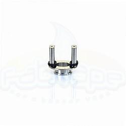 Amadeus RDA - 2 holes mtl pin