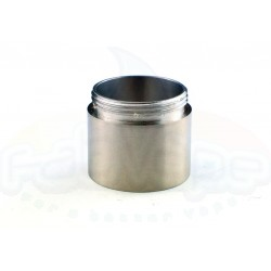 GGTS extension sleeve inox Shined