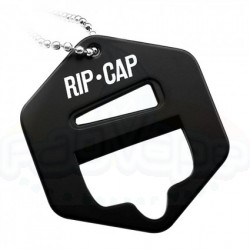 Cap removal tool