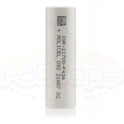 Battery Molicel INR-21700-P42A - 4200mAh